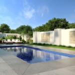 Levanzo Fibreglass Swimming Pool | Buccaneer Pools Western Australia