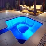 """Apollo"" Fibreglass Pool Design in Perth | Buccaneer Pools Western Australia"