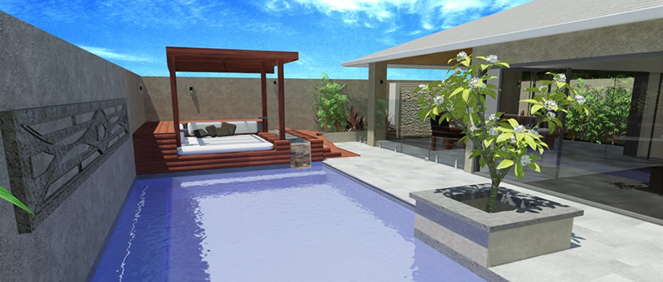 House small swimming pools home design online autos post for Pool plans online