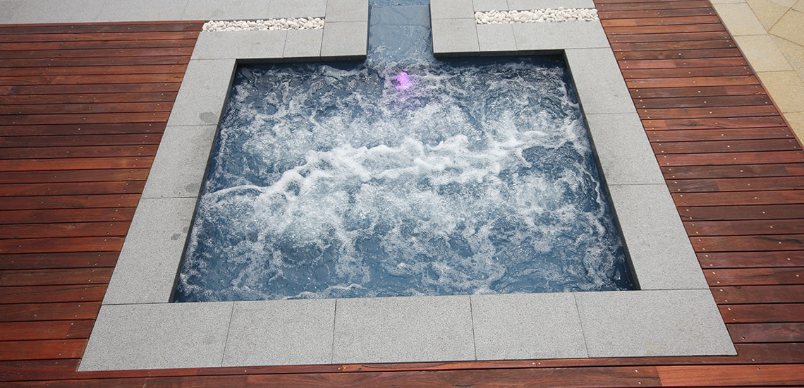 """Cove"" Fibreglass Pool Design in Perth 