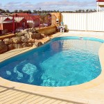 """Junior Marina"" Fibreglass Pool Design in Perth 