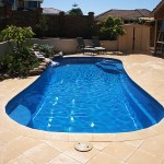 """Marina"" Fibreglass Pool Design in Perth | Buccaneer Pools Western Australia"