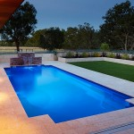 """Monaco"" Fibreglass Pool Design in Perth 