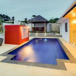 """Napoli"" Fibreglass Pool Design in Perth | Buccaneer Pools Western Australia"