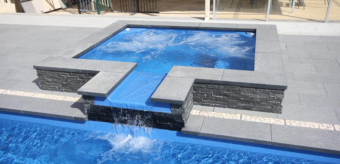 """Nova"" Fibreglass Pool Design in Perth | Buccaneer Pools Western Australia"