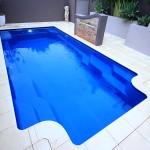 """Riviera"" Fibreglass Pool Design in Perth | Buccaneer Pools Western Australia"