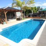 """St Tropez"" Fibreglass Pool Design in Perth 
