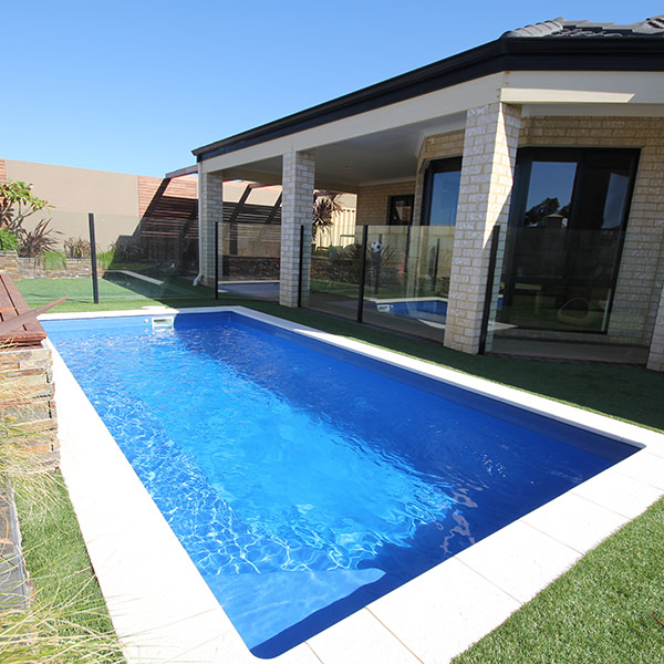 Fibreglass swimming pools perth wa buccaneer pools for Garten pool 2 5m