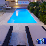 """Primo"" Fibreglass Pool Design in Perth 