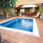 Taking The Plunge With A Dream Swimming Pool