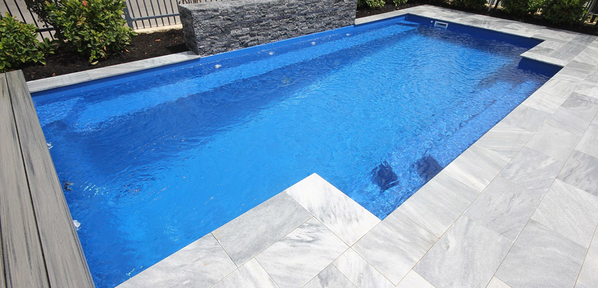 Castello Fibreglass Swimming Pool | Buccaneer Pools Western Australia