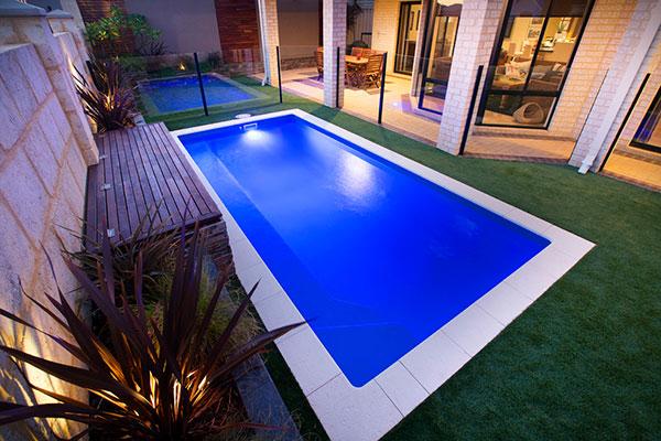 Bohmer Iluka Portofino Pool - Mediterranean Blue