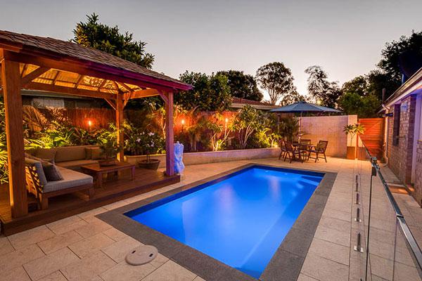 Portofino Fibreglass Swimming Pool