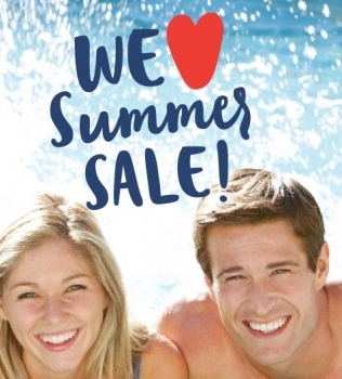 We Love Summer Sale!