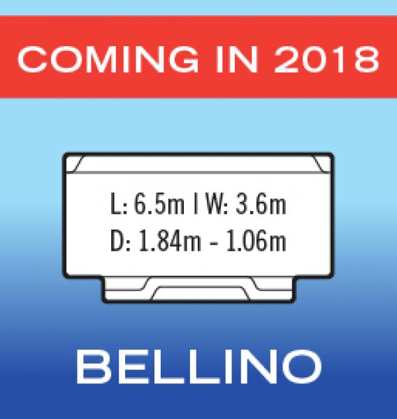 Bellino / 6.5m x 3.6m