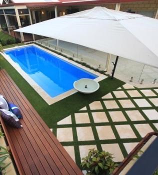 Well-rounded pool design inspires backyard rejuvenation