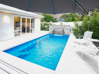 Chasing waterfalls in Floreat (Revello medium pool, featured in The West)