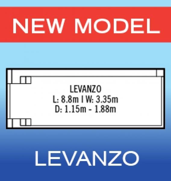 Levanzo – 8.8m x 3.33m