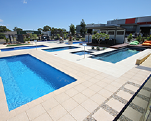 Buccaneer Pools Display Centre Rockingham